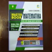 Buku Soal - Buku Master Book Matematika SMA SMK Kurikulum 2013 Revisi