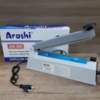 ARASHI IMPULSE SEALER 20 CM 300WATT AIS200