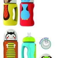 Baby Safe Bottle Silicone Spout / Botol Minum Anak 300ml SK005