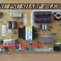POWER SUPPLY TV SHARP 40LE380 - REGULATOR 40LE380 - PSU 40LE380