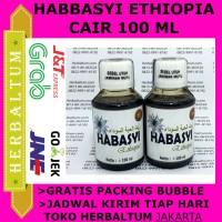 Habbatussauda Cair: HABASYI Ethiopia 100ml