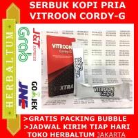 Obat Herbal Kuat - Stamina Pria - Serbuk Vitroon