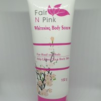 FAIR N PINK WHITENING BODY SERUM 160 ML