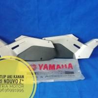 Tutup Aki Nouvo Z Original Yamaha Harga Kanan Kiri