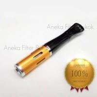 LG851 Jziy JY-065 Filter Rokok Isi Ulang Permanen ukuran standard