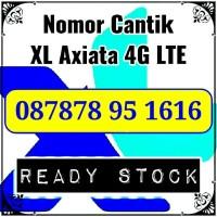 Nomor Cantik XL 1616 Seri Ekor ABAB Rapih