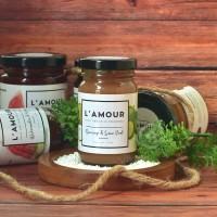 L'Amour Soursop & Lime Peel Jam 140 gr