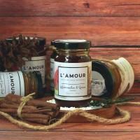 Lamour Selai Watermelon & Spices Jam