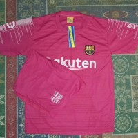 Kaos Baju Bola Jersey Setelan Anak Barcelona Lokal Terbaru