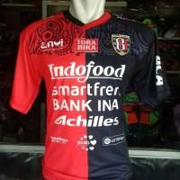 Kaos Baju Bola Jersey FANS Bali United Terbaru 2019