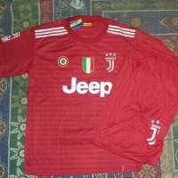 Kaos Baju Bola Jersey Setelan Anak Juventus Terbaru 2019