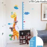 Wall Sticker 60x90 UTB Cute Koala - Wallsticker Gambar Stiker Dinding