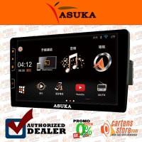 Asuka PTA-309 Head Unit Dengan TV Digital By Cartens Store