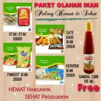Paket Hemat Ikan free Saus