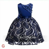 Dress Pesta Anak Perempuan Import