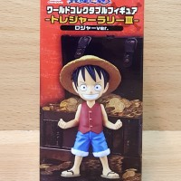 One Piece World Collectable WCF-Treasure Rally III- Monkey D. Luffy