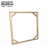 SPANRAM Frame Rangka Kayu 85x85 cm