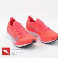b622f2293ec6 Sepatu lari Nike Vaporfly 4% Flyknit Bright Crimson ORI BNIB