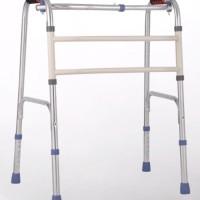 Walker tanpa roda/alat bantu jalan/tongkat bantu kaki