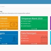 Software Aplikasi Koperasi Simpan Pinjam Berbasis Website