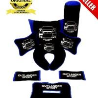 Bantal Mobil Mitsubishi Outlander Sport Aksesoris Interior Mobil