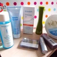 Kosmetik Produk Wardah Satu set