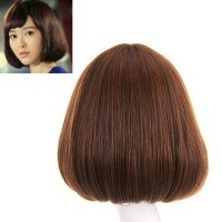 Wig bob Coklat muda / light brown