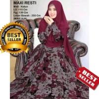 Muslim wanita terkeren tahun ini || BAJU GAMIS WANITA TERBARU MAXI