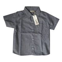 Light Denim Baby Shirt