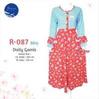 Forever Concept Daster Gamis R-087 Gamis Rumahan Busui Support
