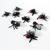 Lalat Besar Palsu Plastik Mainan Usil Jahil Mirip Asli