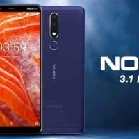 Nokia 3.1 Plus 3/32 RAM 3GB ROM 32GB GARANSI RESMI NOKIA
