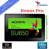 "Adata SSD SU650 Ultimate 240GB 2.5"" SATA III"