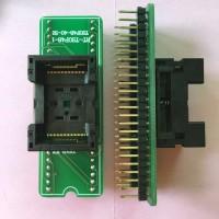 RT-TSOP48 Dudukan tsop48 untuk programmer RT809 tsop-32 tsop-40