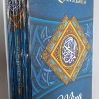 Al-Quran Saku Tilawah Tipe Mina Per 5 Juz