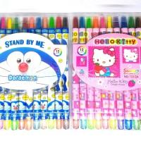 Crayon Putar Karakter