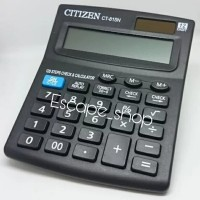 Kalkulator Citizen type CT812-BN - Calculator Citizen 12 Digit