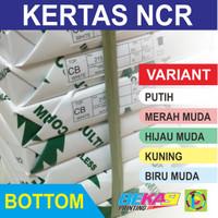Kertas NCR Multi Copy - Bottom Sheet