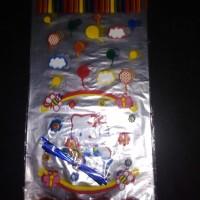 Plastik Ultah Murah isi 30 lembar