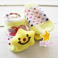 Kaos Kaki Boneka Bayi Reliable Kecil/ NEWBORN - Girl
