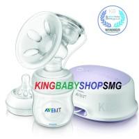 Philips Avent Single Electric Comfort Breast Pump / Pompa ASI Elektrik