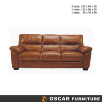 Kursi Tamu Sofa Modern Minimalis - Full Set 3 2 1 - Dallas