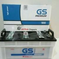 aki mobil / Battery GS astra type premium N200 12v 200 ah khusus gosen