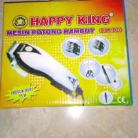 Alat cukur rambut / alat potong rambut happy king hk900