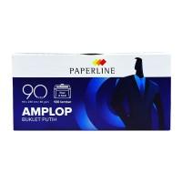 AMPLOP PUTIH PAPERLINE NO 90 ENVELOPE AMPLOP PUTIH KECIL POLOS SURAT