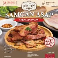 Samcan Asap (HOMEMADE Smoked Bacon 🥓) Ready-to-Eat
