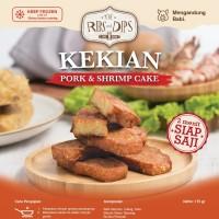 Kekian - Pork & Shrimp Cake Ready-to-Fry