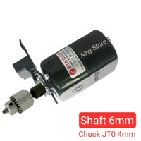 Chuck kepala mini bor JT0 Shaft 6mm