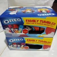 Oreo family tumbler