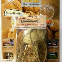 DORFREE Air Freshener - Parfum Gantung Mobil Aroma Harum FANCY VANILLA